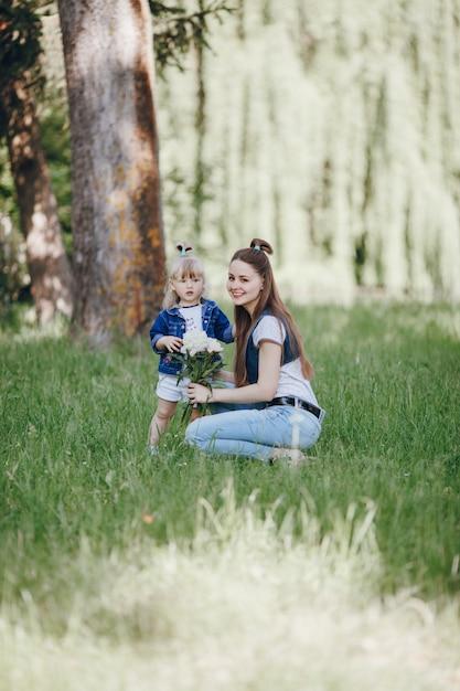 Leni Klum: Schon als Kind modelte sie mit ihrer Mutter Heidi Klum