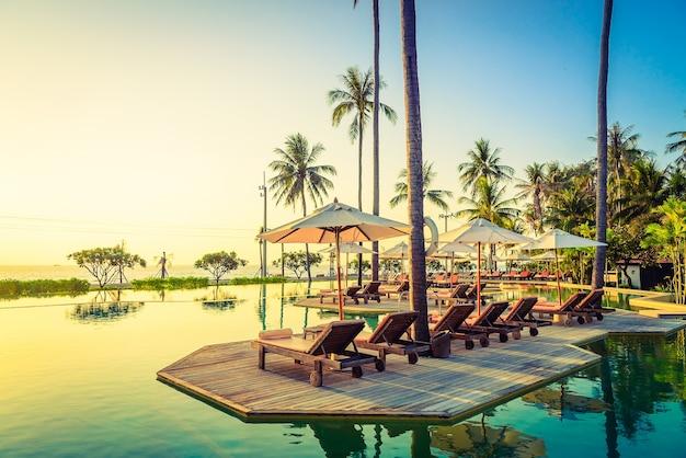 Klima landschaft paradies hotel sonnenuntergang Kostenlose Fotos