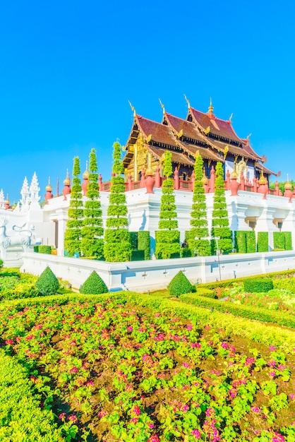 Königlicher pavillion in chaing mai Kostenlose Fotos