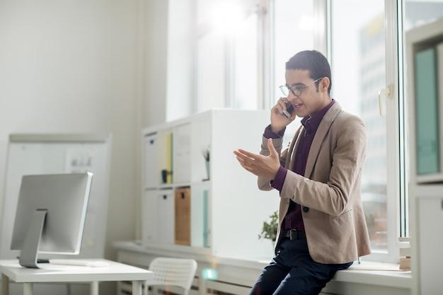 Kommunikation mit dem kunden Kostenlose Fotos