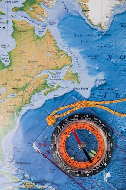 Kompass Premium Fotos