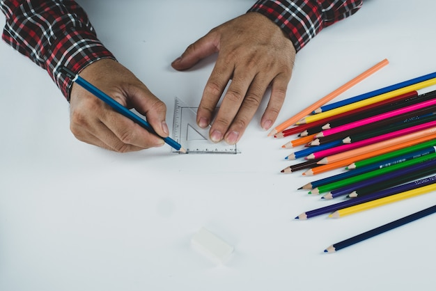 Konzept der bildung oder zurück in die schule Kostenlose Fotos