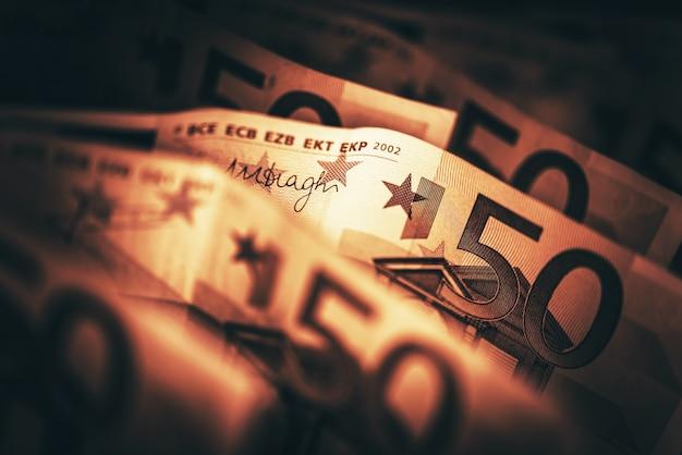 Konzeptionelle euro geld foto Kostenlose Fotos