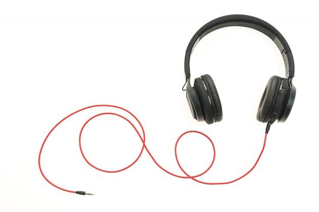 Kopfhörer-audio zum anhören Kostenlose Fotos
