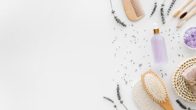 Kopierraum für das beauty- und health-spa-konzept Premium Fotos
