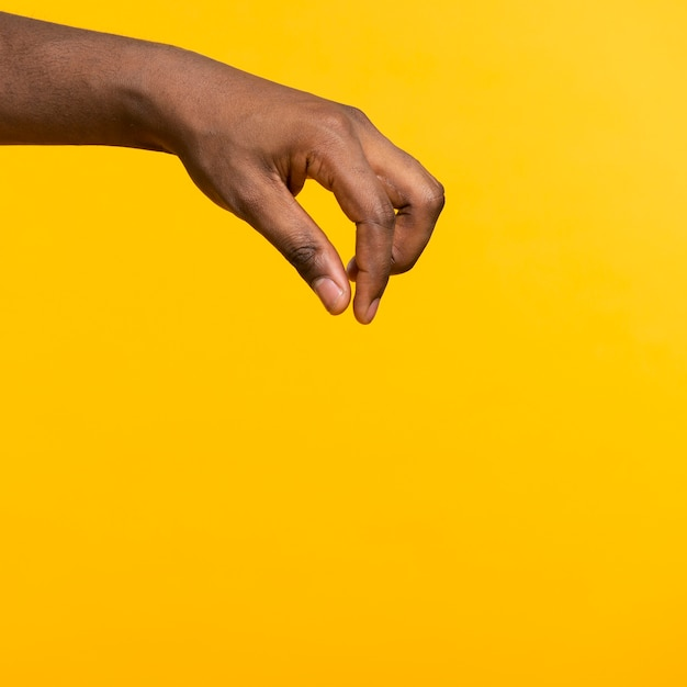 Kopierraum hand Kostenlose Fotos