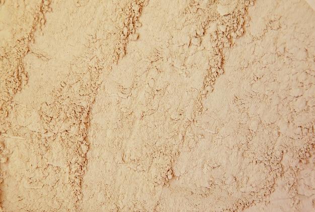 Kosmetische textur für gesicht und körper. spa selektiver fokus. Premium Fotos