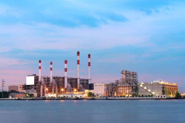 Kraftwerk, energiekraftwerk Premium Fotos