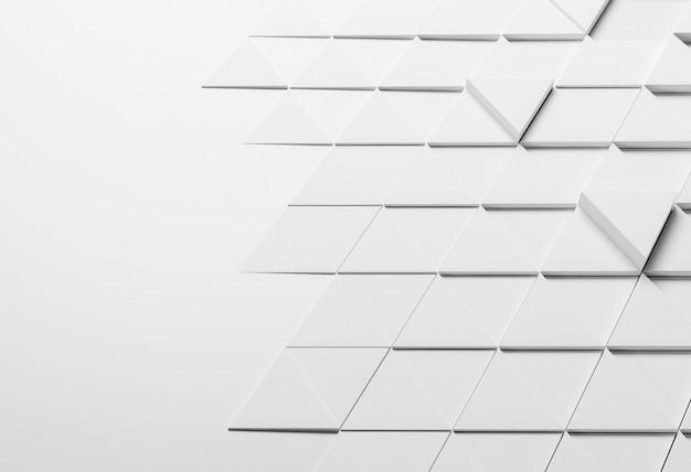 Kreativer hintergrund mit geometrischen formen Kostenlose Fotos