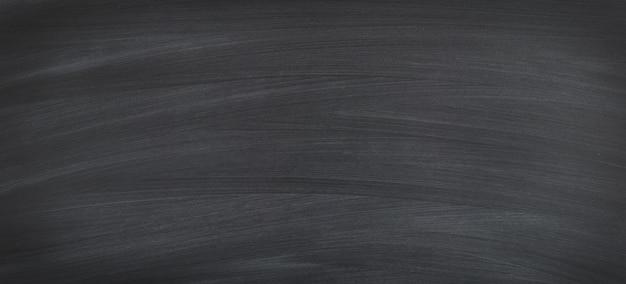 Kreide auf tafel für hintergrund gerieben. schulbehörde für text Premium Fotos