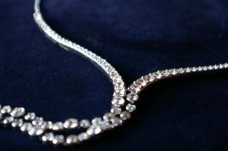 diamant halsketten
