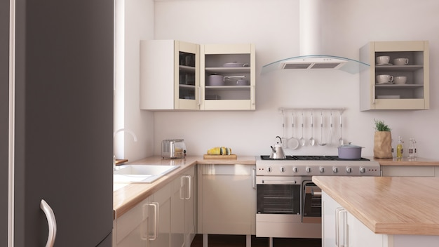 Kücheninterieur Kostenlose Fotos