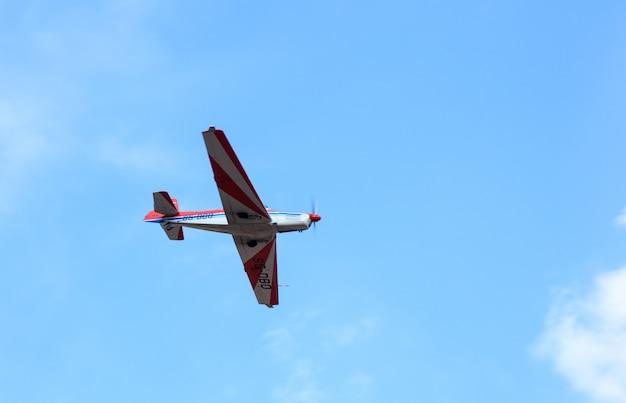 Kunstflugzeug Premium Fotos