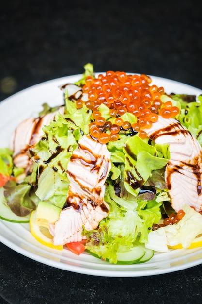 Lachs-Salat Kostenlose Fotos