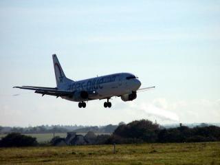Landung boeing airline Kostenlose Fotos