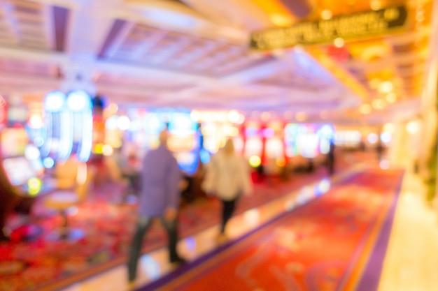 Las vegas casino hintergrund Premium Fotos