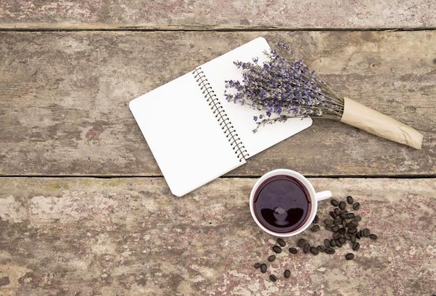Lavendel ein kaffee Kostenlose Fotos