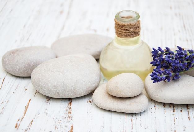 Lavendel spa Premium Fotos