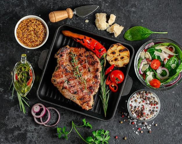 Lebensmittelhintergrund Premium Fotos