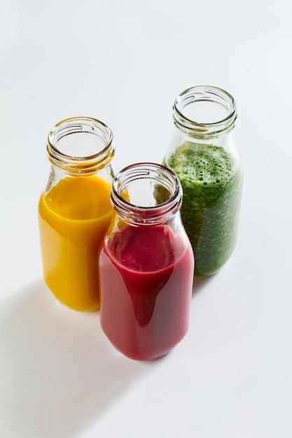 Hausgemachte Entgiftung schüttelt Diät