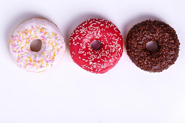 Leckere donuts Kostenlose Fotos