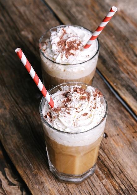 Leckere latte Kostenlose Fotos