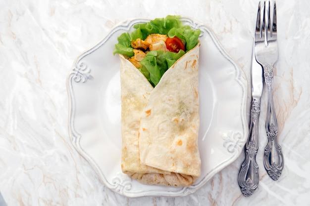 Leckere tortilla Kostenlose Fotos