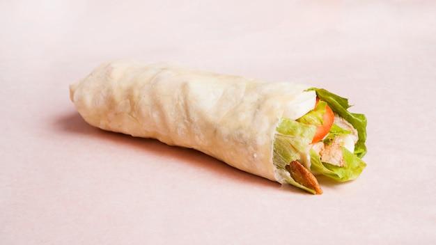 Leckerer burrito Kostenlose Fotos