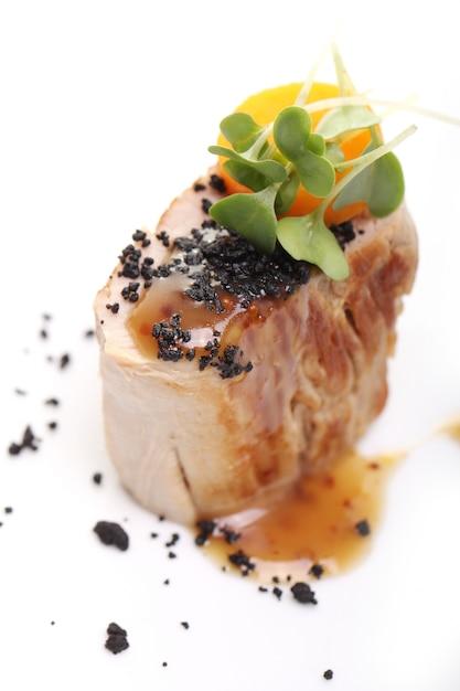 Leckeres gourmet-essen Kostenlose Fotos