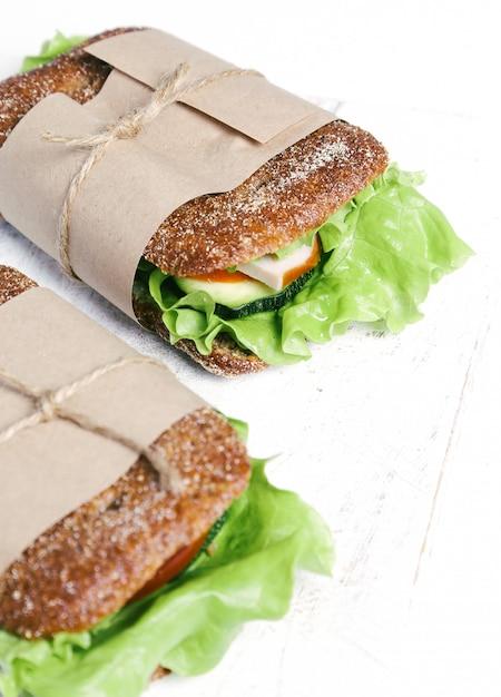 Leckeres sandwich Kostenlose Fotos