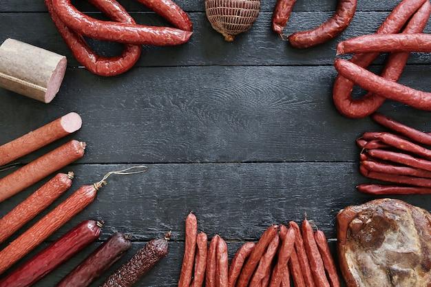Leckeres und geröstetes fleisch Kostenlose Fotos