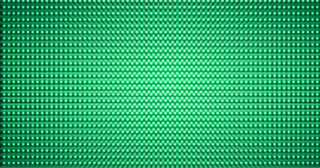 Led grün kinoleinwand hintergrund Premium Fotos