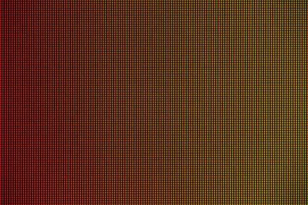 Led-leuchten von led-computerbildschirm-displaydesign Premium Fotos