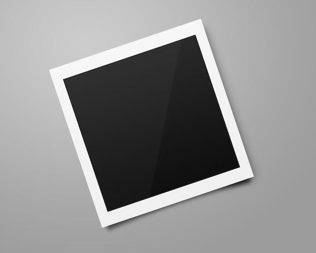 Leere kamerafilmbilderrahmen Premium Fotos