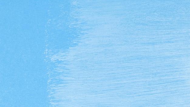 Leere monochromatische blaue farbe streicht hintergrund Kostenlose Fotos