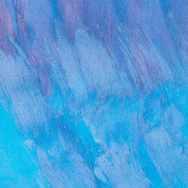 Leerer monochromatischer blau gemalter hintergrund Kostenlose Fotos