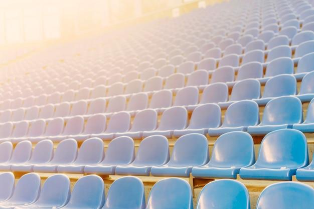 Leerer stadionssitz Kostenlose Fotos