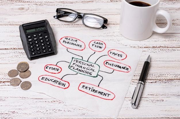 Lesebrille für persönliche planungsfinanzen Kostenlose Fotos