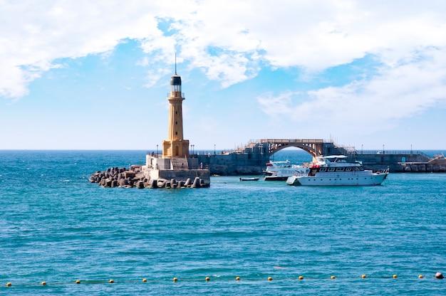 Leuchtturm Premium Fotos