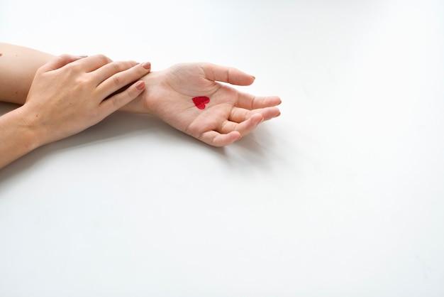 Liebe valentine together happy neigung konzept Premium Fotos