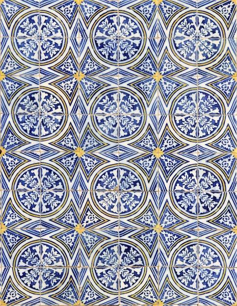 Lissabon azulejos Premium Fotos