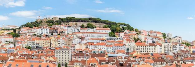 Lissabon stadtbild portugal Premium Fotos
