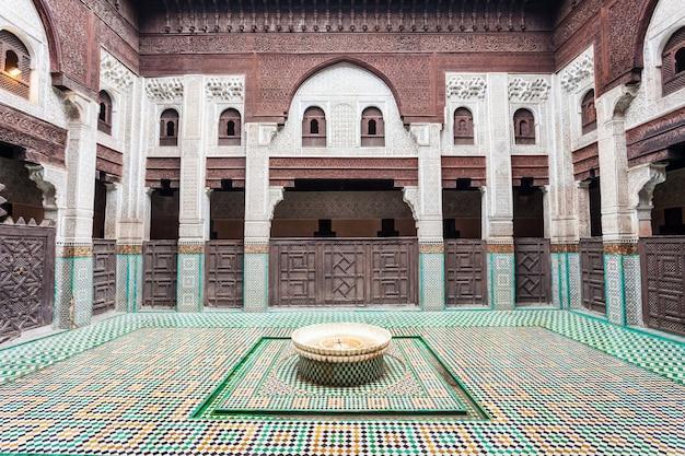 Madrasa bou inania Premium Fotos