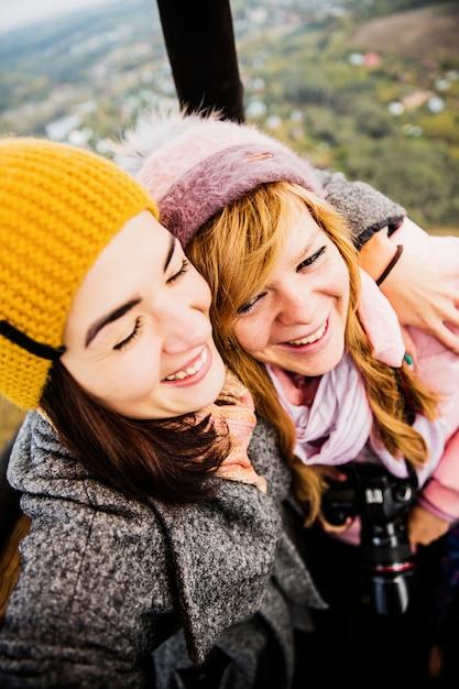 Mädchen posieren Kostenlose Fotos