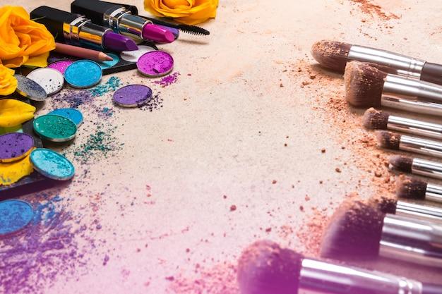 Make-up-produkte Premium Fotos