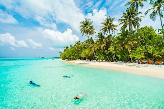 Malediven insel Kostenlose Fotos