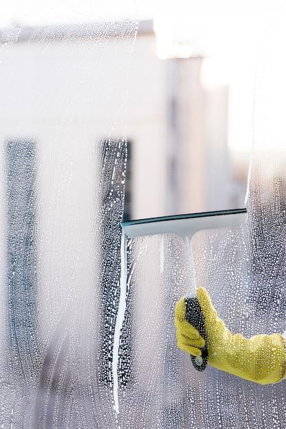 Fenster Reinigen