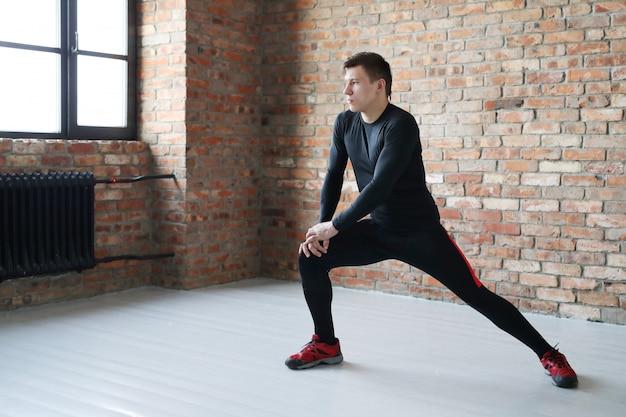 Mann fitness-training Kostenlose Fotos