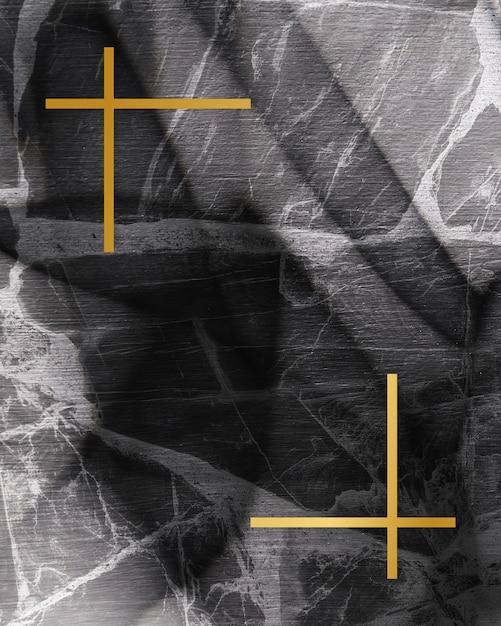 Marmor strukturierter hintergrundrahmen Premium Fotos