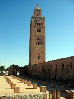 Marrakech abenteuer, moschee Kostenlose Fotos